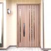 千葉県佐倉市 玄関リフォーム 防犯対策 カードキー